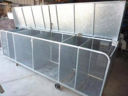 Rabbit Hutch, Bird Cage or Chicken Coop Austral Liverpool Area Preview