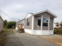 New Mobile Home in Sooke Park