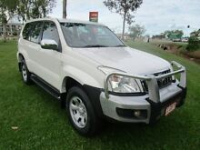 2009 Toyota Landcruiser Prado KDJ120R GX White 6 Speed Manual Wagon Berrimah Darwin City Preview