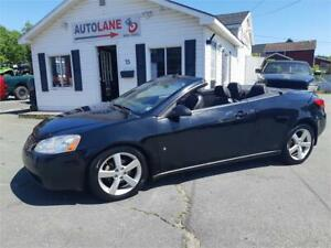 2008 Pontiac G6 GT Convertible YEAR ROUND CONVERTIBLE