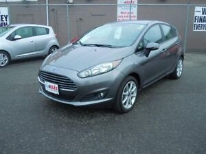 2014 FORD FIESTA SPORT - HEATED SEATS, BLUETOOTH, SYNC, SATELLIT