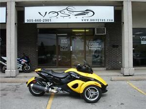 2008 Can-Am Spyder - V1330   **Financing Available