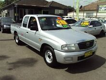 2004 Mazda B2600 Bravo DX Silver 5 Speed Manual FREESTYLE PUP Punchbowl 2196 Canterbury Area Preview