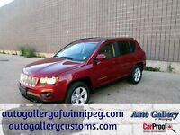 2014 Jeep Compass North 4x4 *691kms*