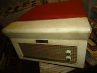 Vintage Record Players wanted dead or Alive