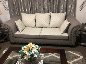 Sofa Set for Sale - Almost new