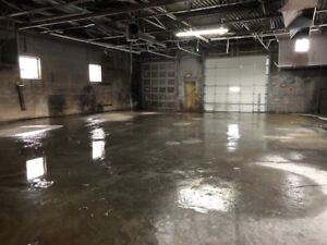 Auto body shop for lease-Licensed & zoned