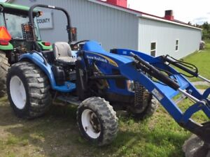 NEW HOLLAND 45HP