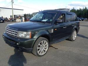 2006 Range Rover Sport*Super Charged*No Accidents*Low Mileage