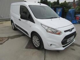 Ford Transit Connect 200 1.6 TDCI - 75Ps TREND VAN DIESEL MANUAL WHITE (2015)