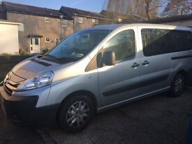 citroen dispatch 9 seater mpv car