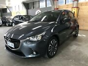 2015 Mazda 2 DJ Genki Grey 6 Speed Automatic Hatchback Fyshwick South Canberra Preview
