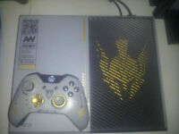 Trading 1TB Advanced Warfare Xbox One with games for PC parts