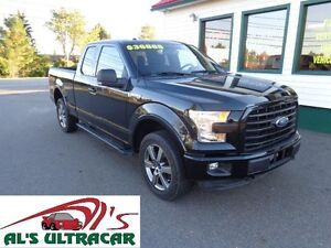 2015 Ford F-150 XLT 5.0 V8 w/ back up cam only $289 bi-weekly!