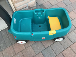 Step 2 - Child Wagon
