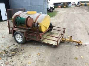 Heavy Duty 4 x 8 Ramp Trailer  MADE with REAL Cold Rolled Steel