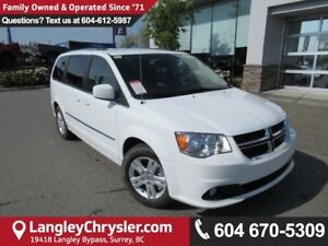 2017 Dodge Grand Caravan Crew <B>*NO ACCIDENTS*X-DEMO*LOW KMS...