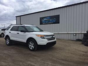2013 Ford Explorer -7 Passenger AWD SUV! 3 MTH WARRANTY INCLUED