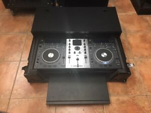 Numark Mixdeck Controller With Odyssey Deluxe Case