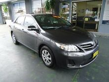 2011 Toyota Corolla ZRE152R MY11 Ascent Graphite 4 Speed Automatic Sedan Hamilton Newcastle Area Preview