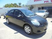 2009 Toyota Yaris NCP93R MY09 YRS Black 4 Speed Automatic Sedan Bayswater Bayswater Area Preview