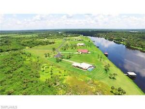 Peaceful and Secluded Waterfront Community- in Southwest Florida