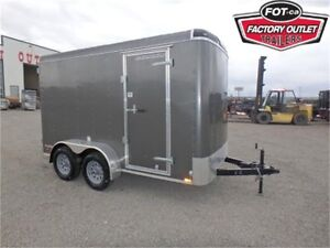 -*-*New 6ft x 12ft Tandem Axle Blazer Cargo by Forest River!*-*-