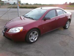 2008 Pontiac G6 SE 2 Year Warranty!!!