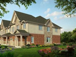 One of a Kind Brand New End Unit Townhouse In Stoney Creek, ON