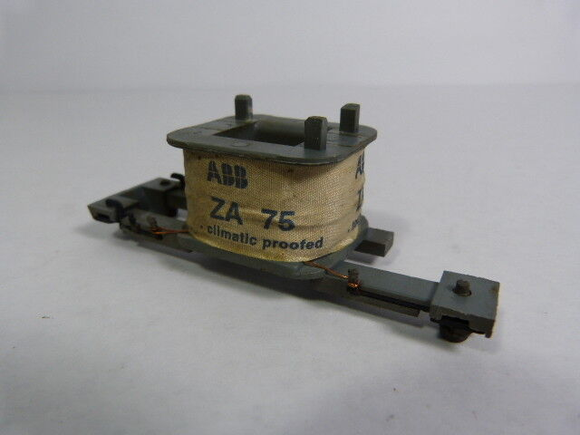 Asea Brown Boveri ZA75-84 Contactor Coil Only 110/120V  USED