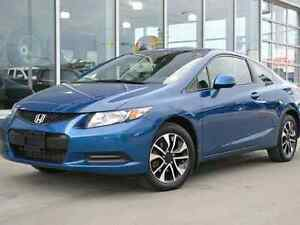 2013 Honda Civic, Bluetooth, Sunroof, Heated Seats!