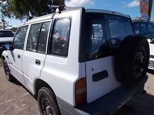 Suzuki Vitara Wrecking! Mount Louisa Townsville City Preview