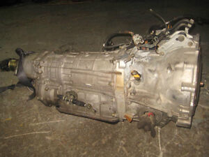04 07 SUBARU OUTBACK LEGACY FORESTER SOHC EJ25 AUTOMATIC TRANS J