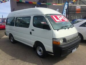 1998 Toyota Hiace RZH125R Commuter 5 Speed Manual Bus Brooklyn Brimbank Area Preview