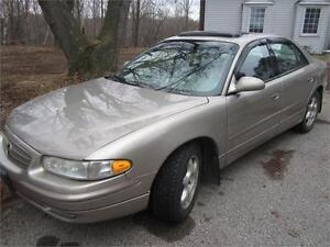 """2002 Buick Regal LEATHER LOADED REGAL """"LS"""""""
