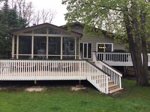 Lee River/Lac du Bonnet Waterfront Rental