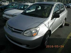 2000 - 2005 Toyota Echo Engines - Transmissions and Parts