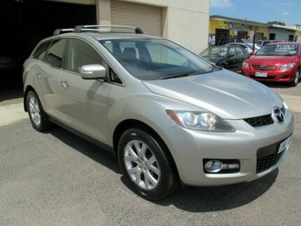 2006 Mazda CX-7 ER Luxury (4x4) Silver 6 Speed Auto Activematic Wagon Werribee Wyndham Area Preview