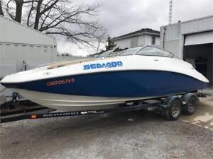 2007 Sea-Doo 230 Challenger/Trailer $26,900.00