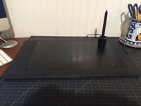 Wacom Intuos 5 Touch Large Graphics Tablet Wireless