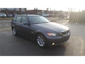BMW 3 Series 328XiT All Wheel Touring Wagon Sport Pkg Certified