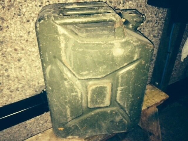 120 litres heating oil for vintage petrol Parrafin tractor