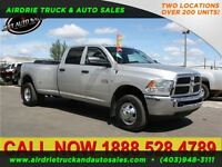 2012 Ram 3500 SLT Crew Cab Long Box 6 SPD Manual Dually Diesel