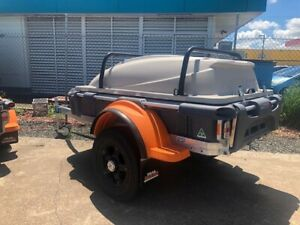 Trailmaster Pioneer off-road pod trailer Rutherford Maitland Area Preview