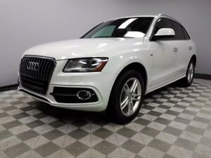 2016 Audi Q5 3.0T Technik S-Line - Local One Owner Trade In   N