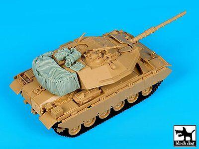 Black Dog 1/35 Magach 6B Tank Basket Accessories Set (for Academy kit) T35130
