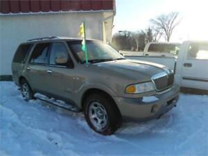 1998 Lincoln Navigator LEAHTER