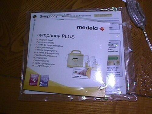Medela symphony Plus operation Card (new)