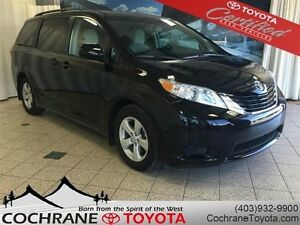 2016 Toyota Sienna LE 8 Passenger CERTIFIED - HEATED SEATS, BACK