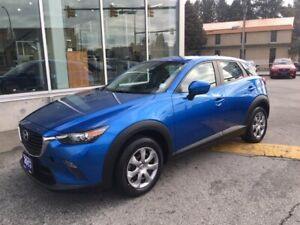 2017 Mazda CX-3 GX FWD at The CX-3 is a fun and feisty runabout